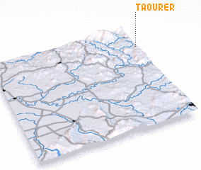 3d view of Taourer