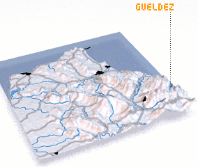 3d view of Gueldez