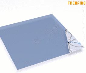 3d view of Frehaïne