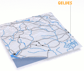 3d view of Gelves
