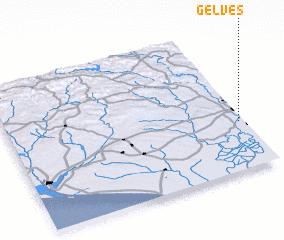 3d view of Gelves