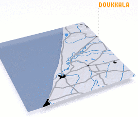 3d view of Doukkala