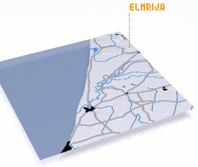 3d view of El Mrija