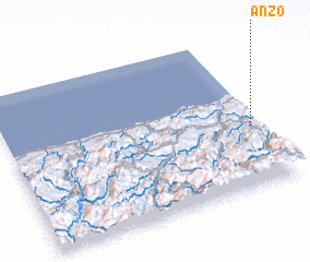 3d view of Anzo