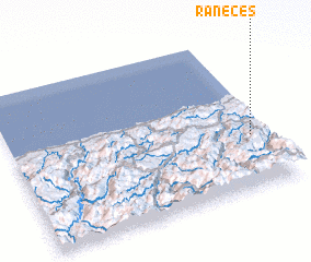 3d view of Rañeces