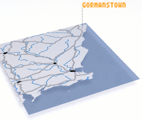 3d view of Gormanstown