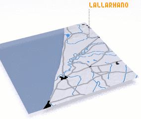 3d view of Lalla Rhano