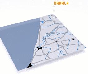 3d view of Kabala