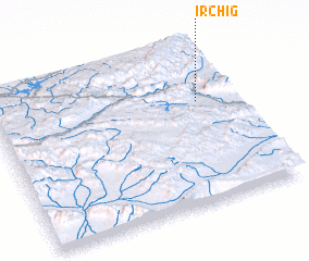 3d view of Irchig