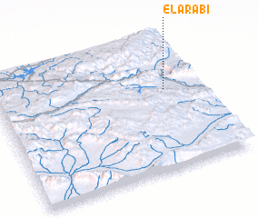 3d view of El Arabi