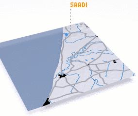 3d view of Saâdi
