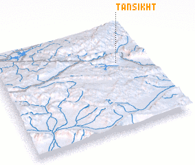 3d view of Tansikht