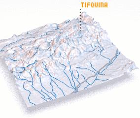 3d view of Tifouina