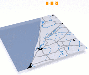 3d view of Ahmiri