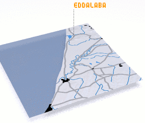 3d view of Ed Dalaba
