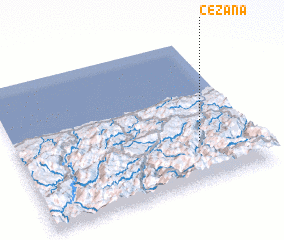 3d view of Cezana