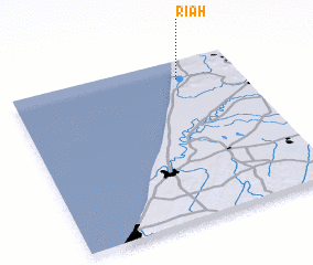 3d view of Riah