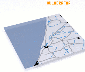 3d view of Oulad Rafaa