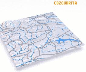 3d view of Cozcurrita