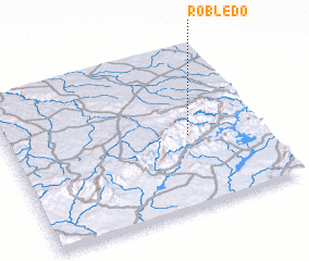 3d view of Robledo