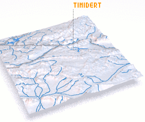 3d view of Timidert