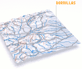 3d view of Dornillas