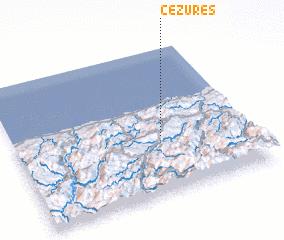 3d view of Cezures