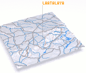 3d view of La Atalaya