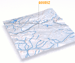 3d view of Aouriz