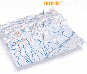 3d view of Tatrarat