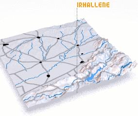 3d view of Irhallene