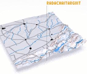 3d view of Radach Aït Arguit