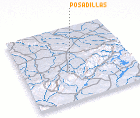 3d view of Posadillas