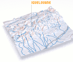 3d view of Iguelouane