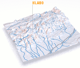 3d view of Klabo