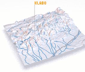 3d view of Klabo