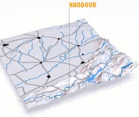 3d view of Handour