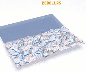 3d view of Rebollas