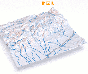 3d view of Imezil