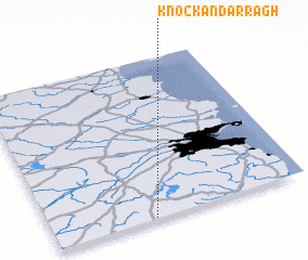 3d view of Knockandarragh