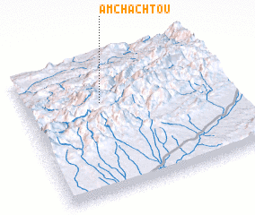 3d view of Amchachtou