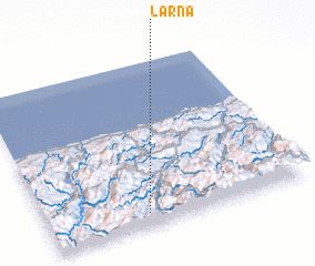 3d view of Larna