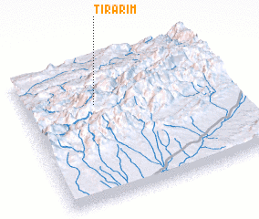 3d view of Tirarim
