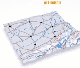 3d view of Aït Hamou