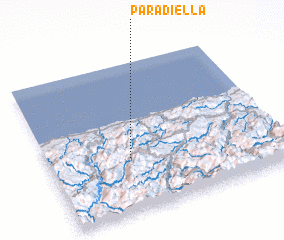 3d view of Paradiella