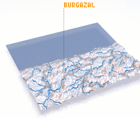 3d view of Burgazal