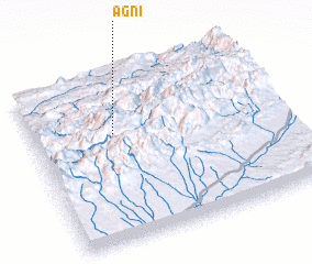 3d view of Ag-ni