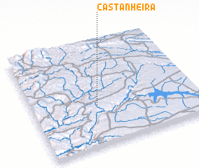 3d view of Castanheira