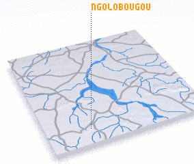 3d view of Ngolobougou