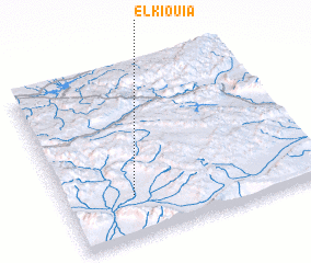 3d view of El Kiouia